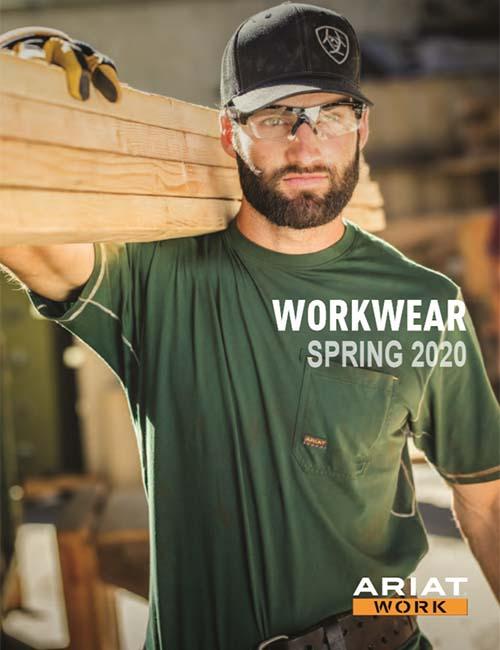 Ariat Workwear Spring 2020 Catalog